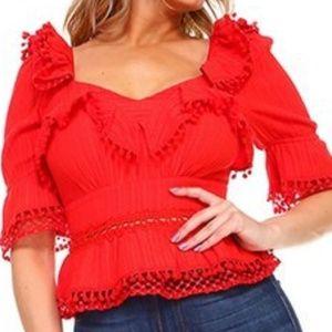 Eternal Love Crochet top